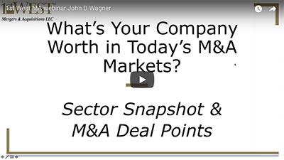 todays m&a markets
