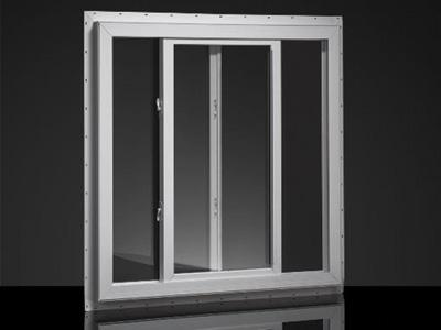 MI Windows & Doors 1630 Vinyl Single-Slider