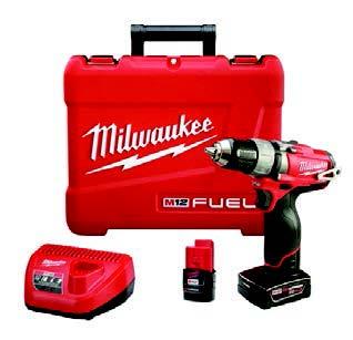 Milwaukee M12 Drill Driver Kit