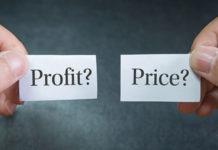 profit vs price