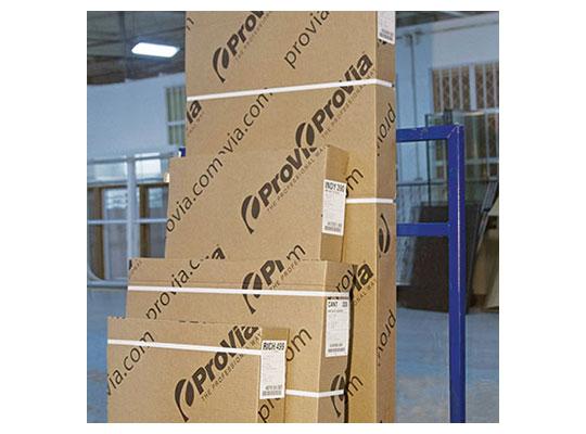 provia window packaging