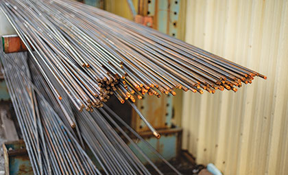 rebar fabrication sales