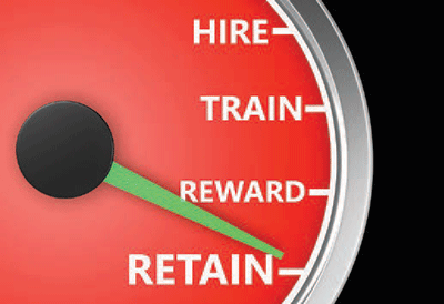 recruit and retain