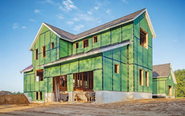 Sheathing and Tape system