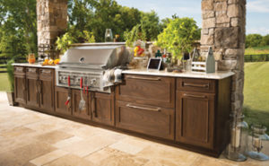 Outdoor Kitchen Collection from Trex