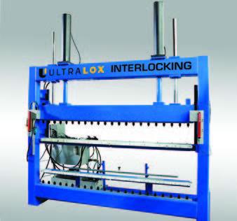 UltraLox Lox8 Aluminum Railing Fabricator