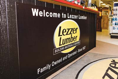 Welcome to Lezzer Lumber