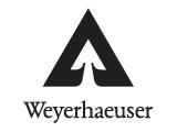 Weyerhaeuser radient barrier sheathing