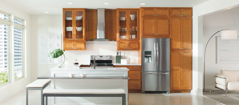 Wolf Home Products Signature Cabinetry