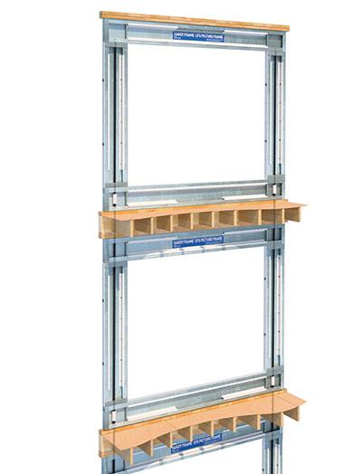 MiTek hardy frame