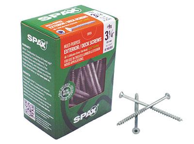 SPAX t-star screws