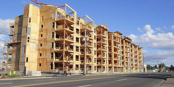 residential construction home building Multifamily construction builder confidence